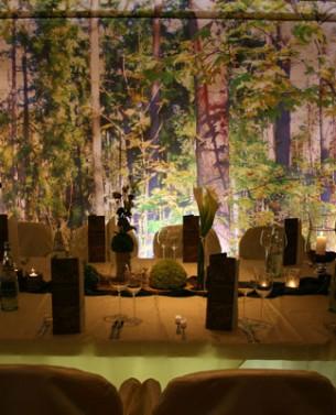 Raumgestaltung mit Digitaldruck auf Textilien